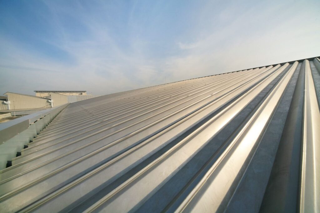Commercial Metal Roofing-Davie Metal Roofing Company