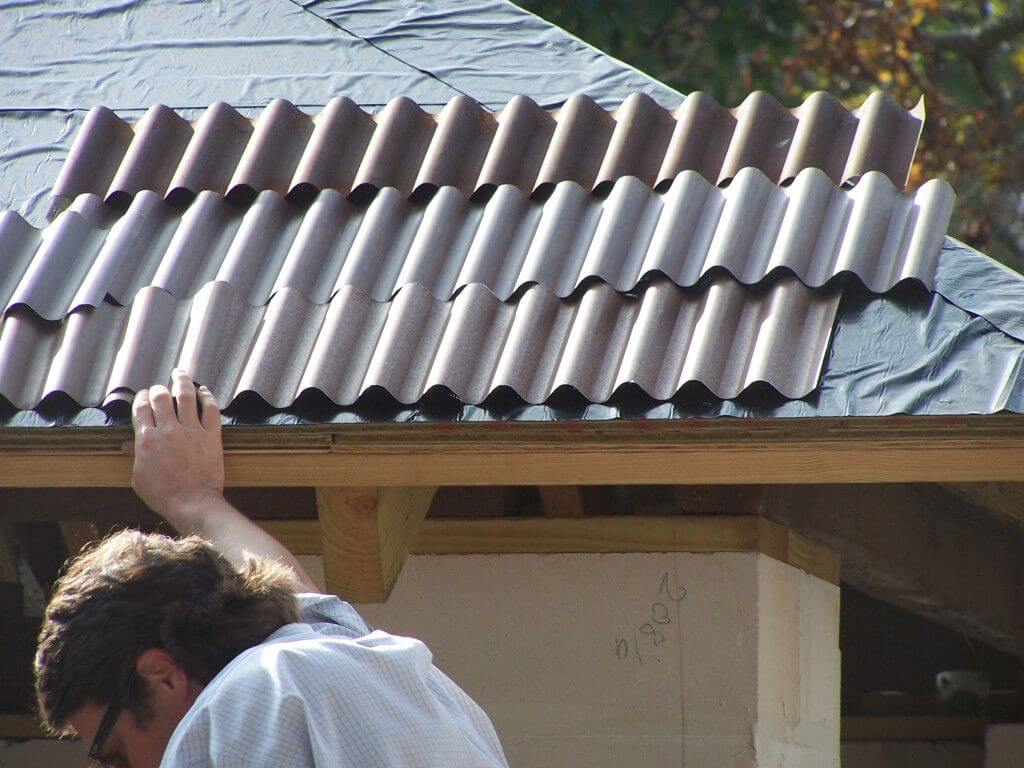 Corrugated Metal Roof-Davie Metal Roofing Company