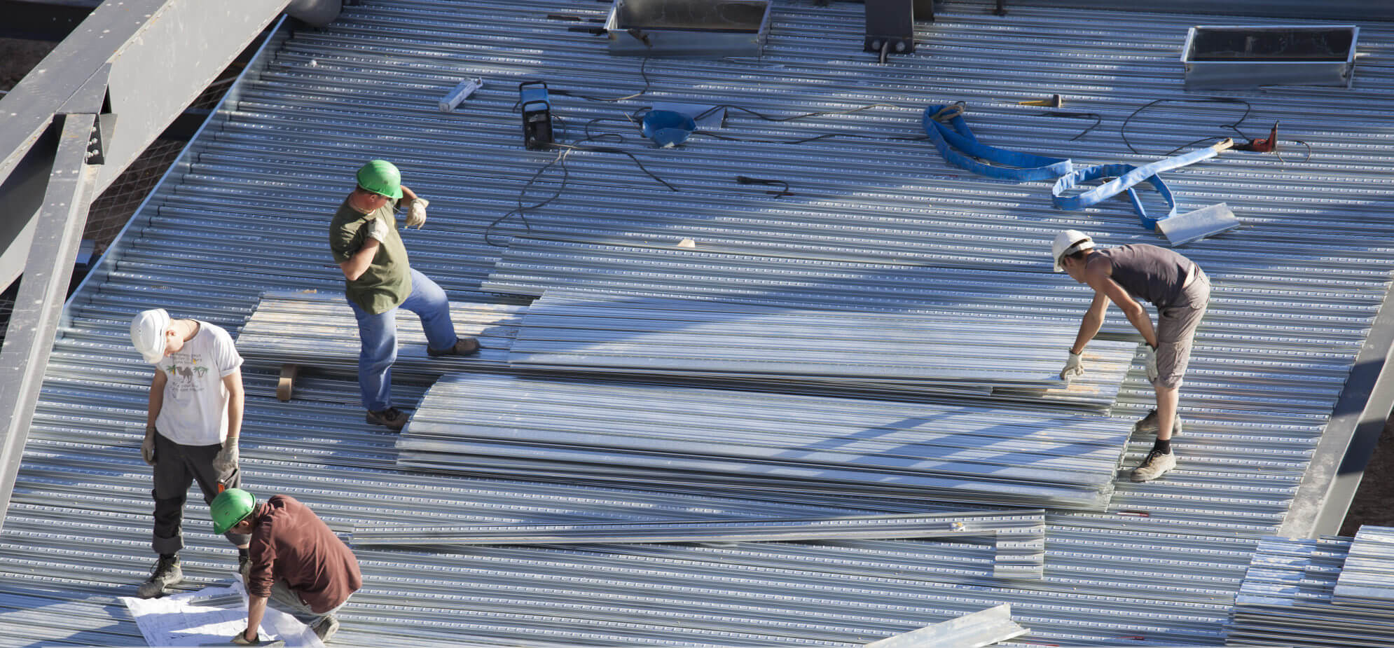 Metal Roof Replacement-Davie Metal Roofing Company