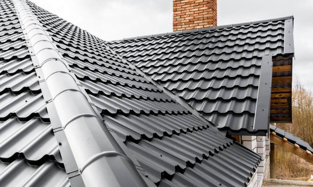 Metal Shingle Roof-Davie Metal Roofing Company
