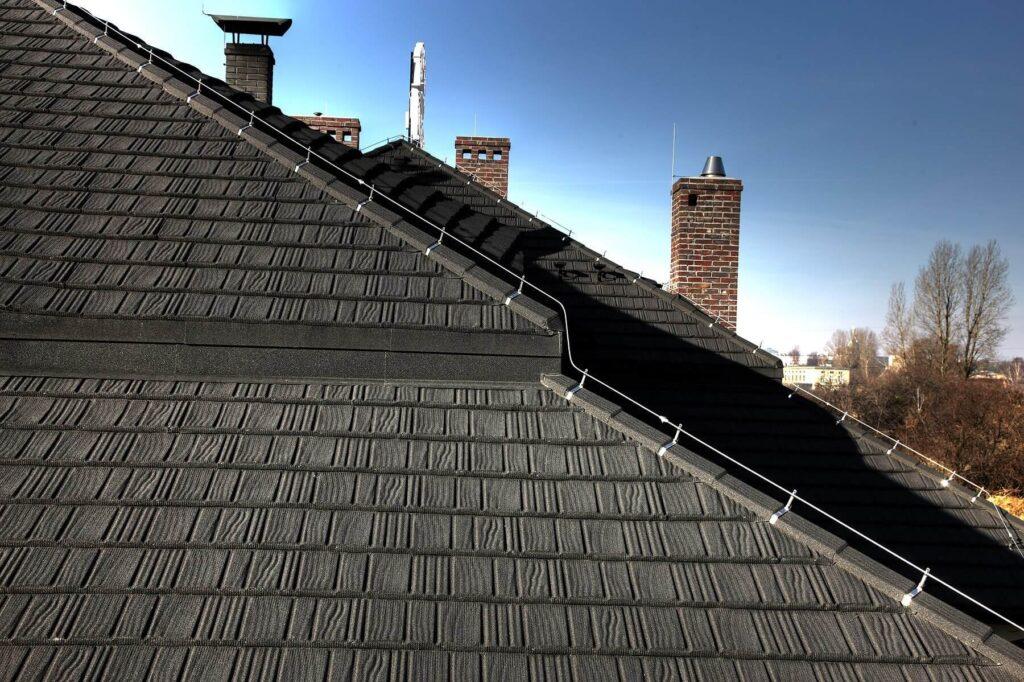 Metal Tile Roof-Davie Metal Roofing Company