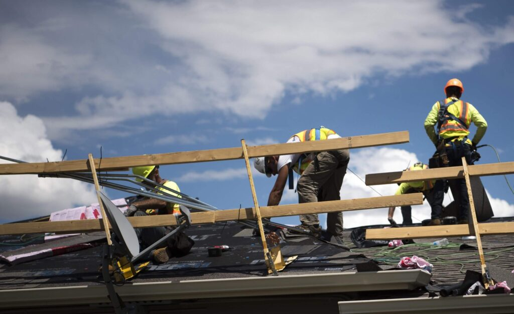 Re-Roofing or Retrofitting-Davie Metal Roofing Company