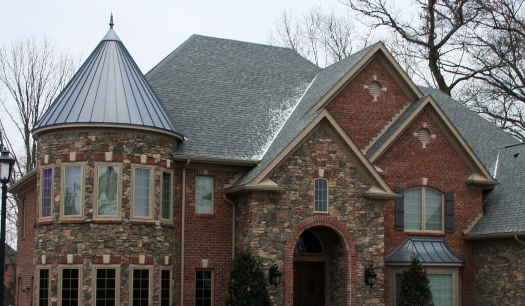 Tapered Panels Metal Roof-Davie Metal Roofing Company